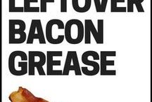 bacon grease