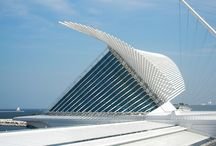 Santiago Calatrava (architect) / (born 28 July 1951) is a Spanish neofuturistic architect, structural engineer, sculptor.
