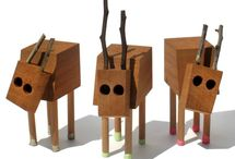 Barbucha - wood