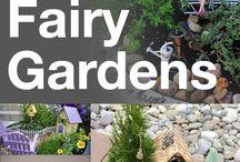 Fairy Garden Houses & Other