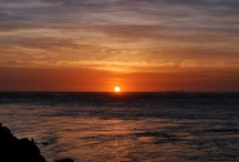 sun rises and sun sets