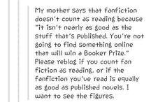 Being a Fangirl & a Bookworm