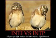 Myers-Briggs Type Indicator® (MBTI®) / A collation of all things MBTI®!