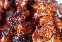 Cooking BBQ / Barbeque / A savory collection of BBQ (Barbeque) recipes from all over!