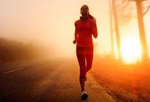 Running / by Tanya McColl