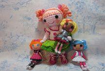 virkat/crocheted