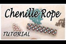 chenille stitch