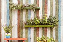 Idées vertes et fleuries