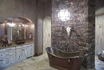 Master Bathrooms / Designed by CP Designs 970-241-8282