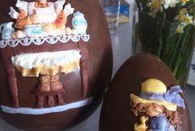 corso uova decorate  / www.passionedeldolce.com via carlo barabino 1a