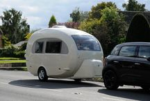 First photos of the Barefoot Caravan / The Barefoot Caravan's first outing.