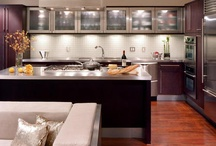 Kitchen Design / For ideas on designing your kitchen, choosing colors, and more. / by Nicholas Dean
