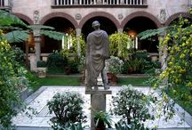 Gardner Museum Highlights / Feel like you're visiting the Museum in person with these highlights! / by Isabella Stewart Gardner Museum