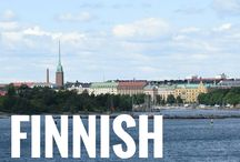Learn Finnish / Resources for learning Finnish online for free