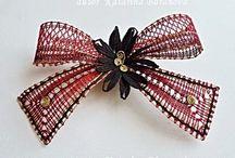 Lace - jewellery -  šperk