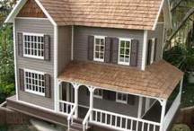 Lauren's doll house