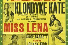 Wrestling Posters
