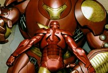 Ironman / Iron Man (Tony Stark) is a fictional superhero that appears in American comic books published by Marvel Comics, as well as its associated media. The character was created by writer-editor Stan Lee, developed by scripter Larry Lieber, and designed by artists Don Heck and Jack Kirby. He made his first appearance in Tales of Suspense #39 (cover dated March 1963).