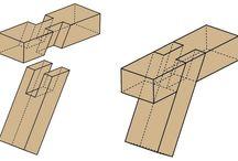 dřevo nábytek