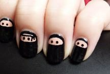 Nails :) / by Rebecca Barclay