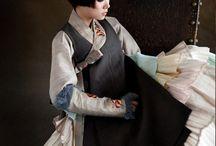 Modern Korean Fashion / Modern Bold Styles from Korean Fashion & Photography