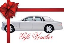 Limo Gift Vouchers
