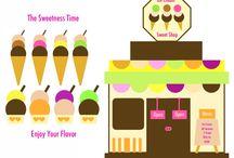 Vector Illustrations / #Vector #illustrations #food #design