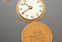 Klok/horloge / Klok/horloge