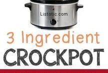 crock pot dishes