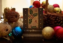 Greeting Cards / This board is all about our range of handmade Christmas Greeting cards