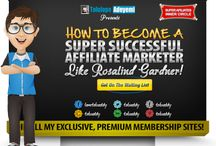 How To Become A #SuperAffiliate #Marketer Like @RosalindGardner...