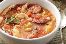 Souper Things / Great soup recipes / by Patti Grillo