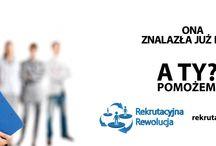 RekrutacyjnaRewolucja / Innowacyjne podejście do rekrutacji