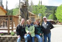 Alaska / Alaska photos from happy clients Karen and Kevin.