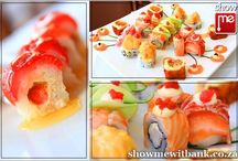 Sushi / The Best Sushi In Town