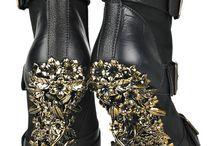 Alexander McQueen shoes!