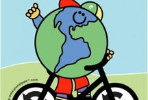Biking / Whether you are a biker or thinking of being one.  Biking DIY and Health ideas. Biking inforgraphics and articles on healthy biking.  DIY Upcycle, recycle, and repurpose Planetpals Way!
