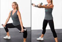 Fitness / by Lori Delfino Cento