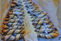 sapin pâte feuilletée