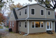 House addition / by Carrie Boldt