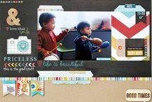 SIMPLE STORIES - pages, cards, inspiration, material/ SIMPLE STORIES - stránky, přáníčka, inspirace, materiál