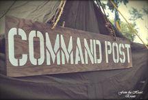 Camp/Church / by Danielle Evans