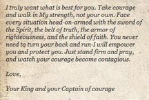 Courage for Fear and Anxiety
