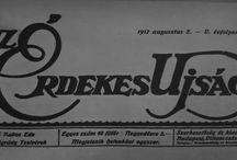 """1917 - """"Érdekes Újság"""""""