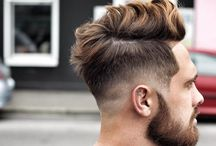 Men's hairstyle / Men's hair