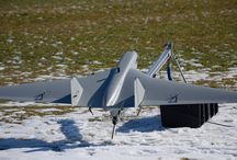 WaveSight -  long endurance Unmanned Aerial Vehicle / State of the art Unmanned Aerial Vehicle for professional and governative agencies - Multiple payload, 2.5 hrs flight time