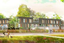 """Habitat """"Ecolo"""" / Architecture écologique , logements"""