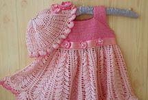 girlsdresses / chrochet