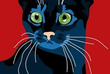 cat & art