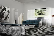 Sofas Ideas / Sofas are quintessencial piece in your home . / by Boca do Lobo